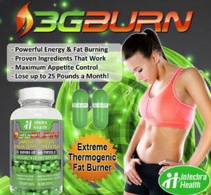 Does 3G Burn work to to help you lose weight quickly and safely?
